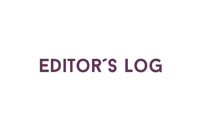 Raccorder script supervisor editors log