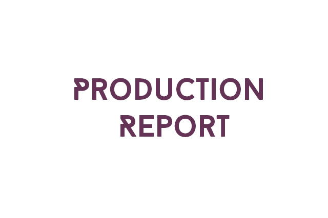 Raccorder supervisor script production report