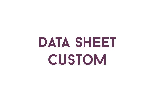 Raccorder script supervisor sheet custom